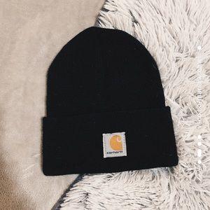 Carhartt Black Winter Hat